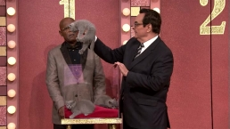 'Tonight Show': Truth or Door with Samuel L. Jackson and Gina Rodriguez