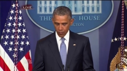 Obama Apologizes for Killing Hostages in U.S. Drone Strike