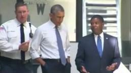 Talk Around Town: Obama's Prison Visit