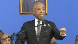 Speakers Take Aim at Trump During MLK Event