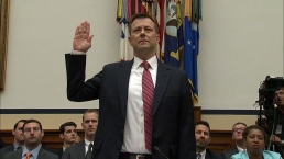 FBI Agent Peter Strzok's Congressional Hearing Gets Heated