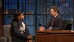 'Late Night': Taraji P. Henson Shot 'Acrimony' in Eight Days