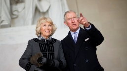 In Pictures: Prince Charles, Camilla Visit D.C.