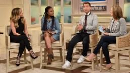 """Vieira"": Lance Bass Talks Bruce Jenner, Harry Styles"