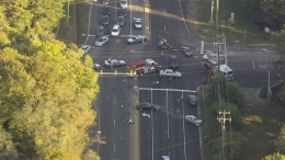 Motorcyclist Struck, Killed By Woman Who Ran Red Light