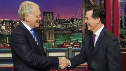 "Stephen Colbert to Guest on ""Late Show"""