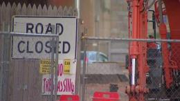 Construction Fencing Hindered Response to Senior Apt. Fire