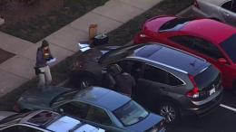 FBI Raids Apartment Complex in Sterling Virginia