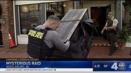 Federal Agents Raid Virginia Boutique, Haul Out Items