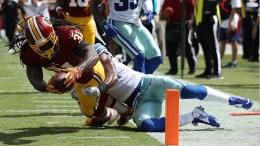 Redskins Lose to Cowboys 27-23