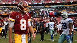 Redskins Head to Giants 0-2 With Plenty of Problems