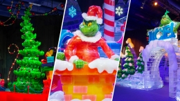 Photos: Grinch Is Star of 2019's ICE! at National Harbor