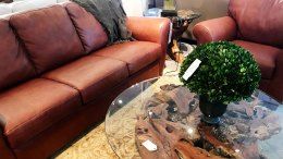 Find Leather Furniture Perfect For Fall