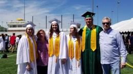 Quadruplets Graduate From Va. High School