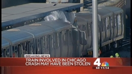 Train in Chicago Crash May Have Been Stolen