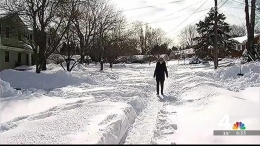 Fairfax Co. Residents Could Be Stuck in Snow for Days