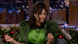 'Tonight': Rapper Cardi B Shares Where Her Name Came From