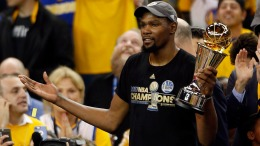 It's Kevin Durant Day! NBA Hero in Prince George's County