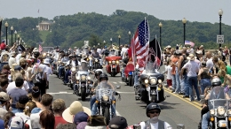 Rolling Thunder Says Next Year's Ride Will Be Its Last