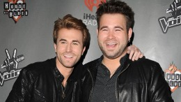 """The Voice"": The Swon Brothers Talk Oklahoma Tornado"