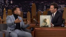 'Tonight': John Legend Was Hazed by 'The Voice' Co-Stars