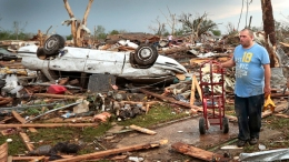 Damage Stretches for Miles in Moore, OK