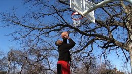 Basketball Helps 400-Pound Teen Get Healthy
