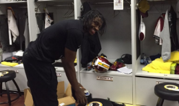 RG3 Clears Out Redskins Locker; Will Cousins Sign Long-Term?