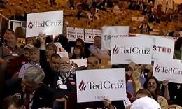 Virginia's Trump, Cruz Supporters in Political Battle