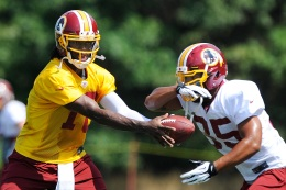 Redskins Announce 2013 Training Camp Dates