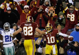 U.S. Poll Finds Widespread Support for Redskins Name