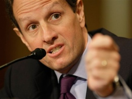 Geithner: Banks Won't Be Nationalized