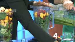 Nutritionist J.J. Smith Shares 10-Day Smoothie Cleanse