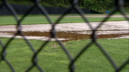 Rain Keeps Local Sports Leagues, Players Off Fields