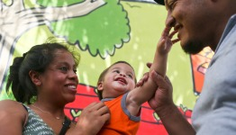 'Suffering' Ends With Honduran Baby Back in Parents' Arms