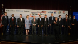 GOP Candidates Take Aim at Immigrants During Candidate Forum in New Hampshire