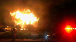 2 Killed After Flames Engulf Bethesda Home