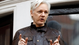 Charges Undermine Assange Denials About Hacked Email Origin