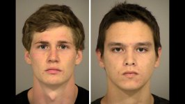 Men Accused of Using Uber for Ride to