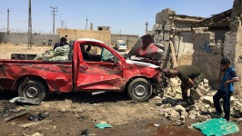 ISIS Claims Deadly Car Bombing in Iraq Market