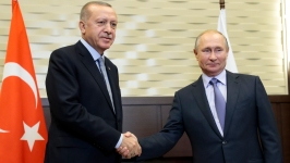 Russia, Turkey Seal Power in Northeast Syria With Accord