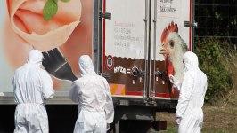 Kids, Women Among 71 Bodies Found in Truck: Officials