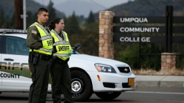 Officials: Oregon College Shooter Died of Apparent Suicide