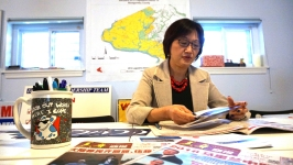 How a Chinese Immigrant Energized Asian-Americans to Vote