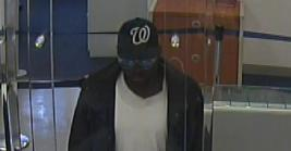 Man in Nats Hat Wanted for NE Bank Robbery