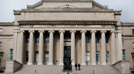 Columbia Student Alleges Gender Bias After Rape Claim Tossed