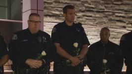 Vigils Held for Slain San Jose Officer