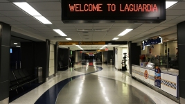 Angry Passenger Attacks Airline Worker at LaGuardia: Police