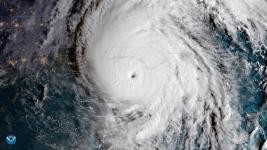 Devastating Hurricane Michael Upgraded to Category 5 Storm
