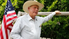 Nevada Rancher Charged in 2014 Armed Standoff